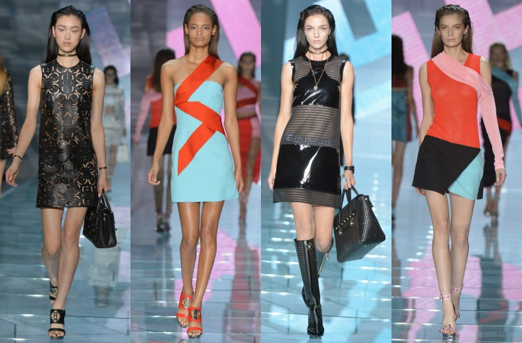 Versace SS 2015 RTW Collection 4